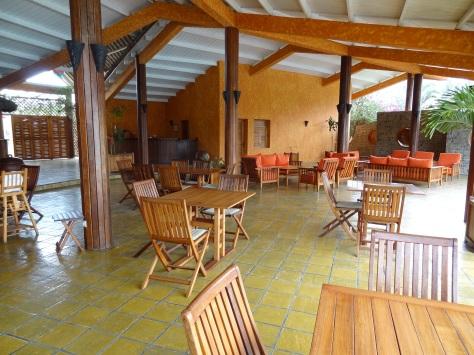 Hotel vahiny lodge, Mananjary, Madagascar