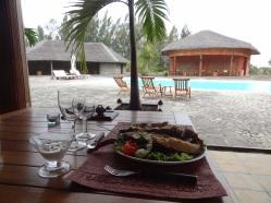 Restaurant à Mananjary, hotel Vahiny Lodge 3