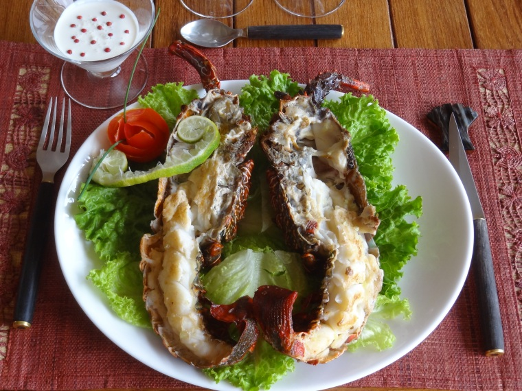 Restaurant à Mananjary, hotel Vahiny Lodge 4
